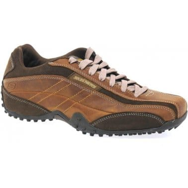 Skechers Imperial Mens Lace Up Trainers