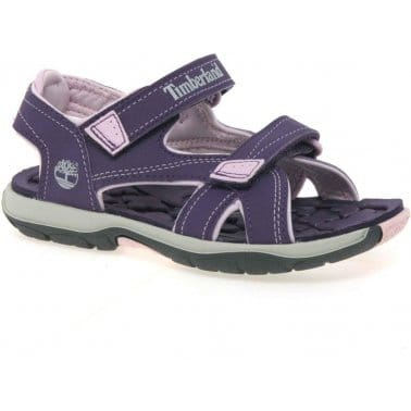Timberland Mad River Toddler Girls Sandals