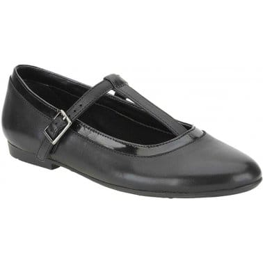 No Summer Girls School Shoes