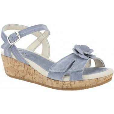 Clarks Harpy Wings Girls Sandals