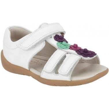 Clarks Softly Rio Girls Sandals