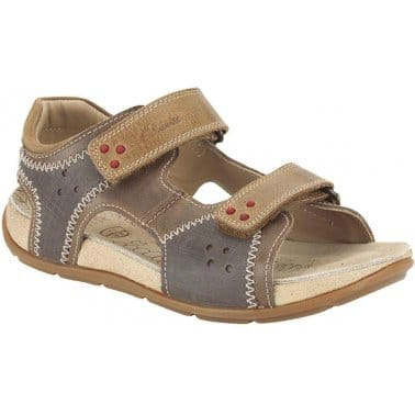 Clarks Air Junitor Boys Velcro Fastening Sandals G Fit