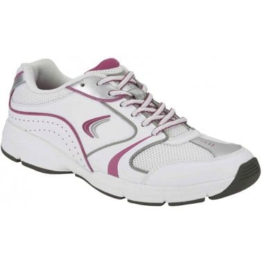 Fluency Sport Girls Lace Up Trainers