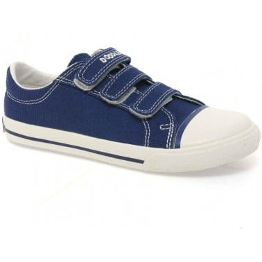 Clarks Cheeky Chap Velcro Fastening Infant Boys Shoes