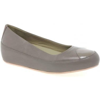 FitFlop Due Leather Womens Casual Shoes