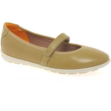 Ecco Impulse Womens Velcro Strap Casual Shoes