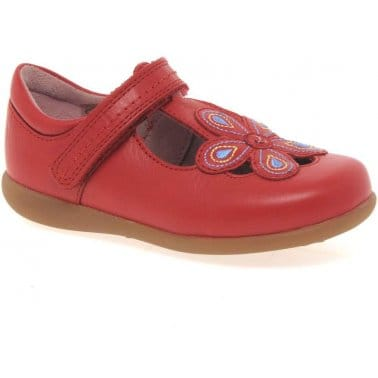Startrite April Girls Velcro Fastening Casual Shoes