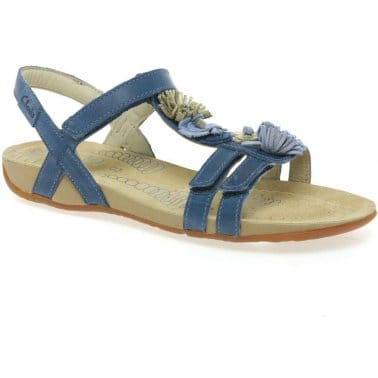 Clarks Rio Flower Girls Sandals