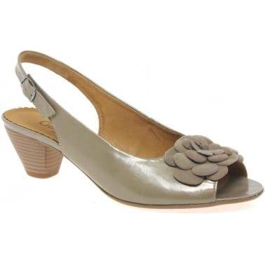 Aroma Womens Dress Slingback Sandals