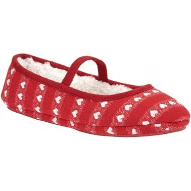 Flutter Dreams Girls Slippers