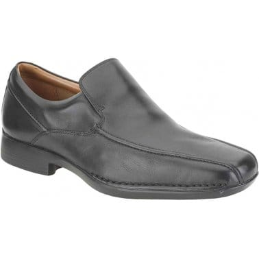 Francis Flight Mens Formal Slip On Shoes