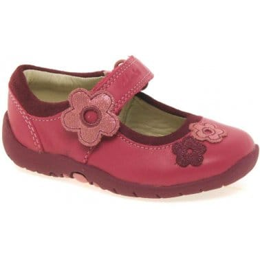 Softly Candy Girls Velcro Fastening Shoes