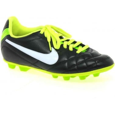 Tiempo Rio Junior Boys Football Boots