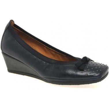Versalles Womens Wedge Heeled Shoes