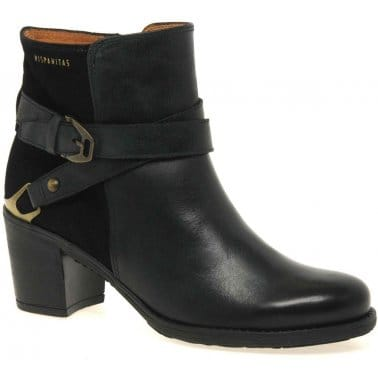Tin Womens Ankle Boots