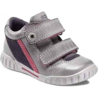 Mimic Riptape Fastening Girls Boots