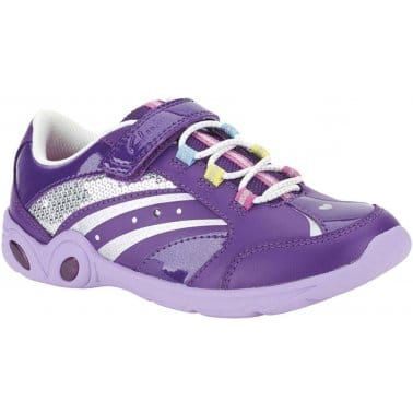 Mitzy Skip Infant Girls Trainers