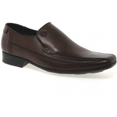 Ange Mens Formal Slip On Shoes
