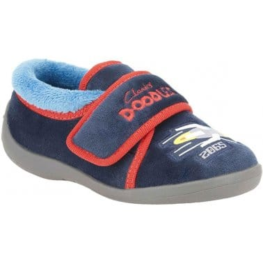 Blast Dreamer Boys Space Textile Slippers