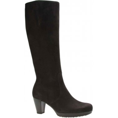 Willow Womens Suede Long Boots