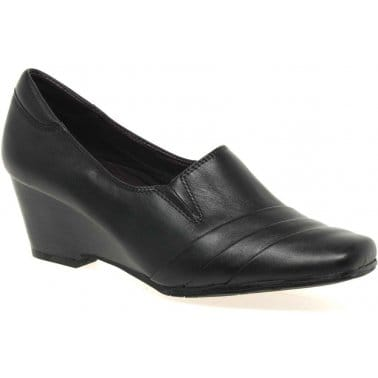 Book Worm Womens High Cut Court Shoes