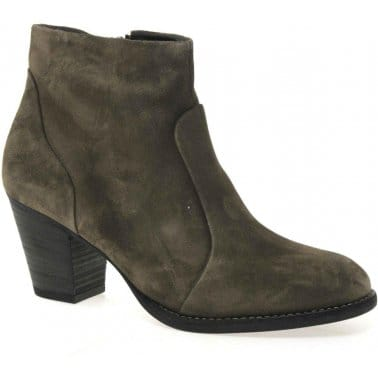 Ranch Womens Ankle Boots