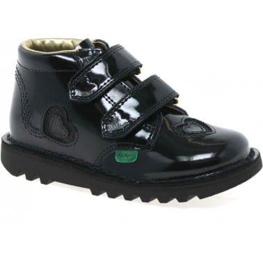 Sparkle Hi Girls Ankle Boots