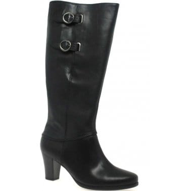 Vandella Womens Long Boots