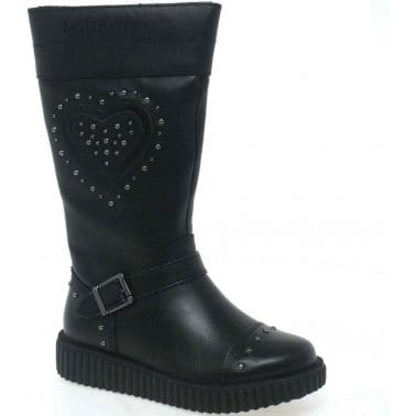 Venus Alto Girls Long Boots