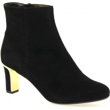 Kado Womens Suede Ankle Boots