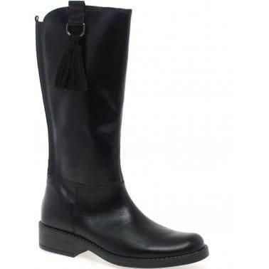 Tassle Girls Long Boots
