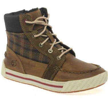 Timberland Pannaway Youth Boys Lace Up boots