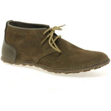 Be Mens Lace Up Boots