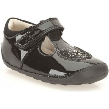 Ida Sweet T-Bar Patent First Shoes