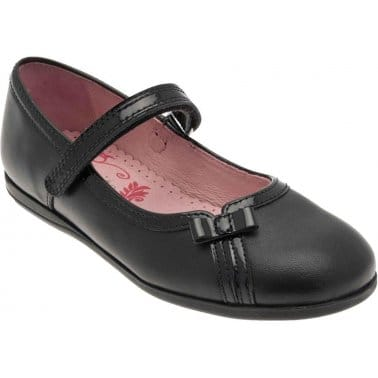 Claudia Girls Velcro Fastening Shoes