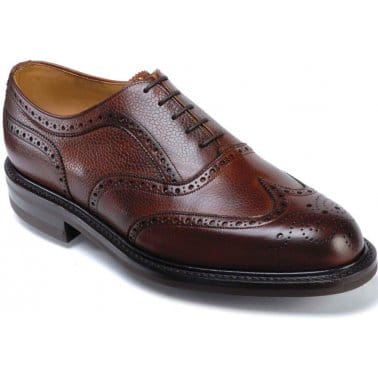 Hythe Mens Formal Lace Up Shoes