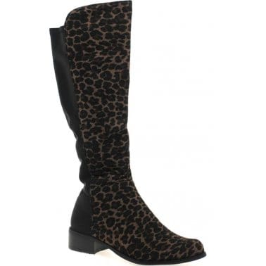Apatite Womens Long Boots
