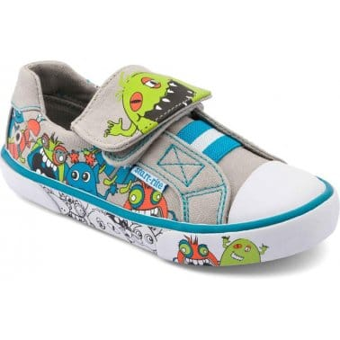 Boo Infant Boys Canvas Shoes