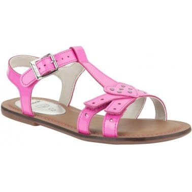 Clarks Loni Lola Girls Sandals