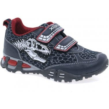 Geox Light Eclipse Junior Boys Trainers
