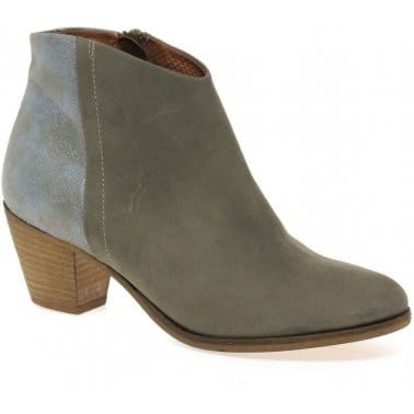 Flyby Womens Ankle Boots