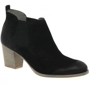 Royal Womens Suede Ankle Boots