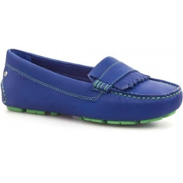 Lonna Womens Driving Moccasins