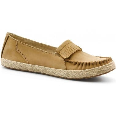 Marrah Womens Suede Moccasins