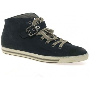 Wings Womens Mid-Top Trainers