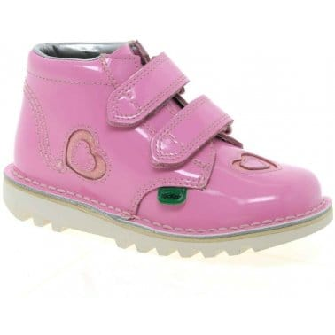 Kickers Sparkle Girls Infant Boots