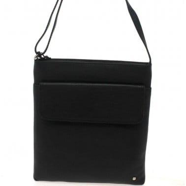 Tula Originals Classic Large Zip Top Across Body Handbag