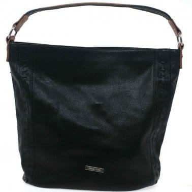 David Jones Weave Womens Handbag