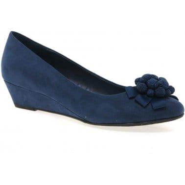 Lunar (GRS) Attica Womens Wedge Heeled Shoes
