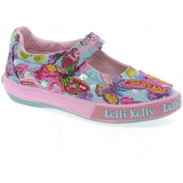 Maisie Dolly Girls Canvas Shoes